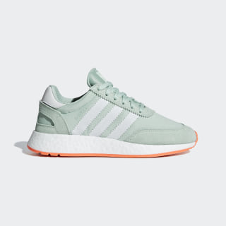 Tenis I-5923 W Ash Green / Crystal White / Easy Orange B37974