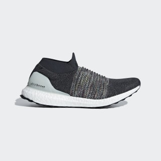 Ultraboost Laceless Shoes Carbon / Dgh Solid Grey / Ash Silver CM8267