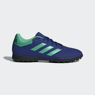 Zapatillas de fútbol para césped artificial Goletto 6 UNITY INK F16/HI-RES GREEN S18/CORE BLACK DB1036