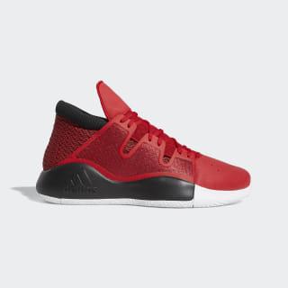 Pro Vision Shoes Scarlet / Core Black / Cloud White F36275