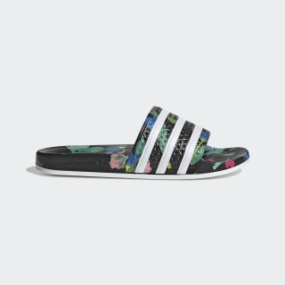 Adilette Slides Core Black / Cloud White / Core Black EE4853