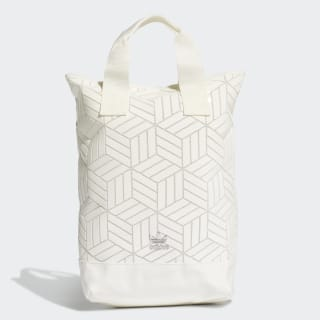 Mochila Roll-Top Off White FL9677