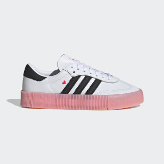 Scarpe SAMBAROSE Cloud White / Core Black / Glory Pink EF4965