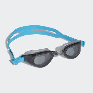 persistar fit unmirrored swim goggle Smoke Lenses / Sharp Blue / True Orange FJ4788