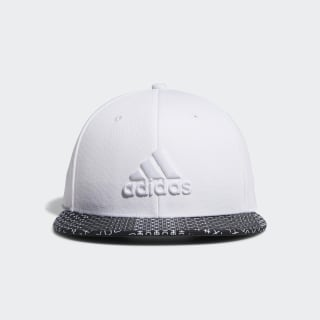 Printed Bill Hat White FI3079