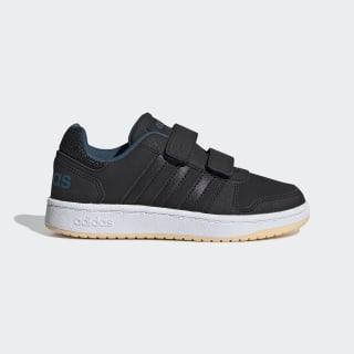 VS Hoops 2.0 Shoes Core Black / Core Black / Tech Mineral EE6722