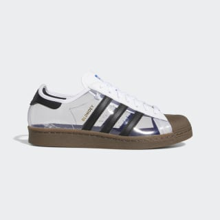 Superstar 80s x Blondey Shoes Cloud White / Core Black / Gum EF1028