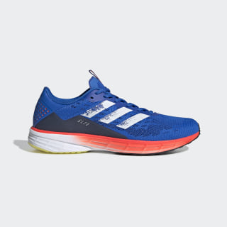 Кроссовки для бега SL20 SUMMER.RDY Glow Blue / Core White / Solar Red FU6621