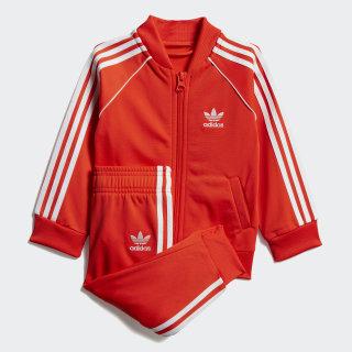 Pants Con Sudadera Superstar Active Orange / White DV2822
