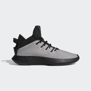 Crazy 1 ADV Primeknit Shoes Grey / Silver Metallic / Core Black / Core Black CQ0975