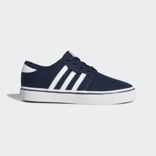 Tenis Seeley Collegiate Navy / Cloud White / Cloud White BY3840