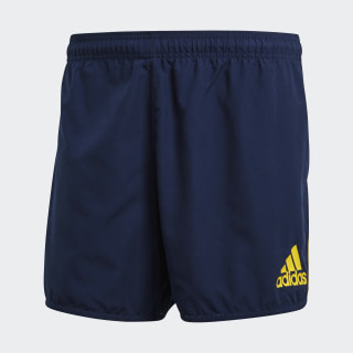 Highlanders Home Supporters Shorts Collegiate Navy / Bold Gold BP9801