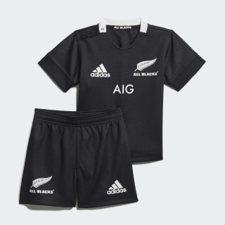 All Blacks Home Infants Kit Black CW3132