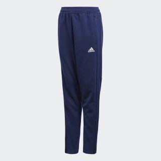 Pantalón de Entrenamiento Condivo 18 Dark Blue / White CV8245