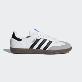 Samba OG Shoes ftwr white / core black / clear granite CG7147