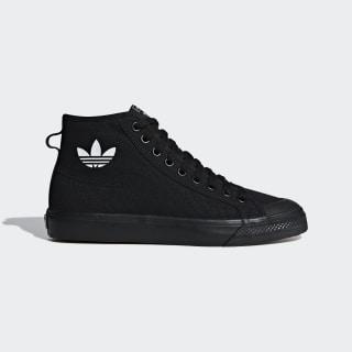 Nizza High Top Shoes Core Black / Core Black / Cloud White B41651