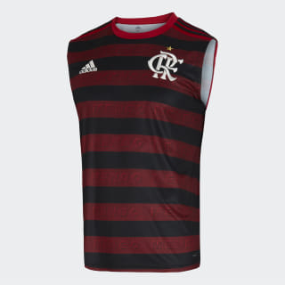 Camisa 1 CR Flamengo Scarlet / Black DW3918