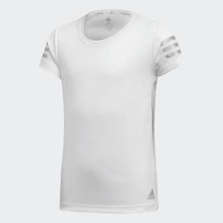 Camiseta Run White / Reflective Silver ED6286
