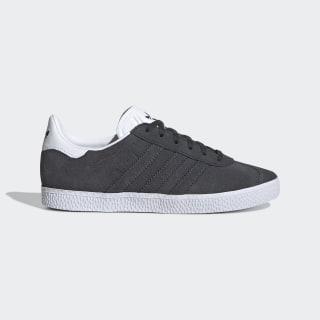 Gazelle Shoes Carbon / Carbon / Cloud White EE6286
