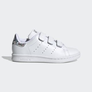 Chaussure Stan Smith Cloud White / Cloud White / Core Black EE8484