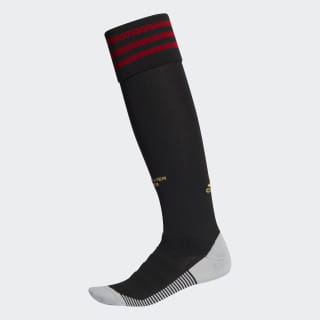Manchester United Home Socks Black DW7905