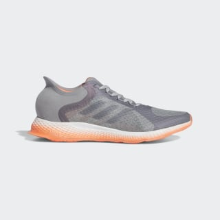 FOCUSBREATHEIN Shoes Grey Three / Signal Coral / Crystal White EH3260
