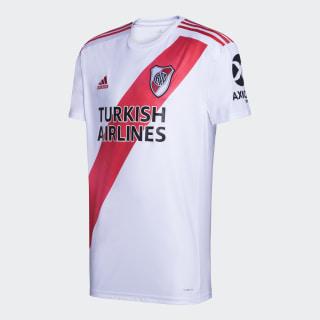 Camiseta Titular River Plate White / Power Blue EV6552