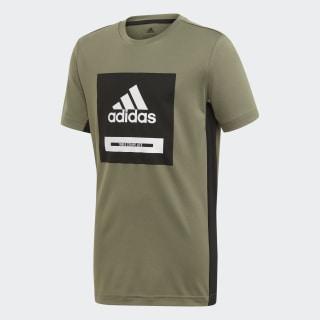 Bold T-shirt Legacy Green / Black / White FM1698
