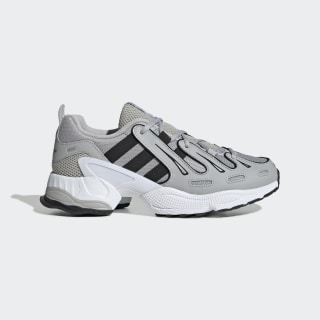 Кроссовки EQT Gazelle grey two f17 / core black / ftwr white EE4772