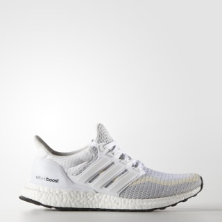 UltraBoost Shoes Cloud White / Clear Grey / Core Black AF5142