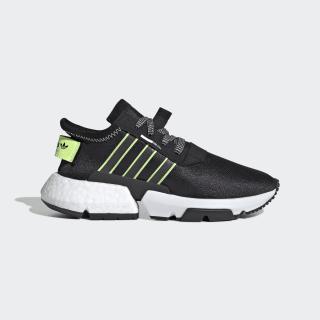 POD-S3.1 Shoes Carbon / Hi-Res Yellow / Cloud White EE6765