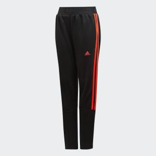 Pantalón YB TIRO PANT 3S Black / Solar Red DV1345