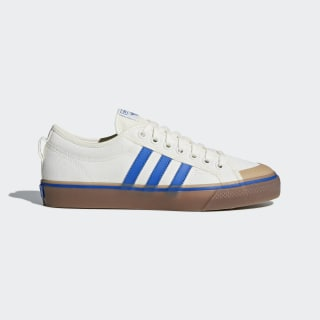Nizza Shoes Off White / Blue / Gum DA9331