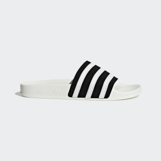 Adilette Slides Core Black / Cloud White / Off White BD7592