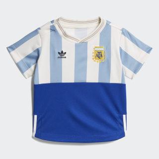 Polera I FOOTBALL TEE SHADE BLUE F13/ECHO WHITE S09 CD8035