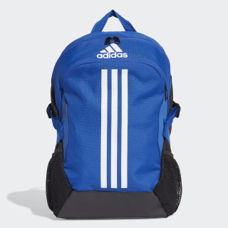 Power 5 Backpack Royal Blue / White FJ4458