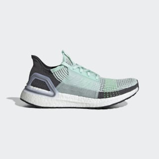 Ultraboost 19 Shoes Ice Mint / Ice Mint / Grey Six F35285