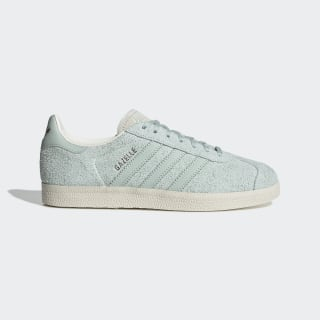 Gazelle Shoes Vapour Green / Vapour Green / Chalk White EE5548