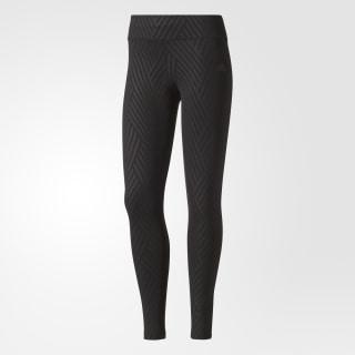 Mallas Completas D2M Adidas Training PR2 Mujer BLACK BR6813