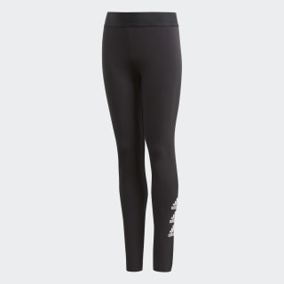 Must Haves Badge of Sport Leggings Black / White FL1802