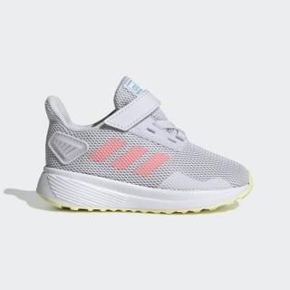 Duramo 9 Shoes Dash Grey / Glory Pink / Yellow Tint EH0547