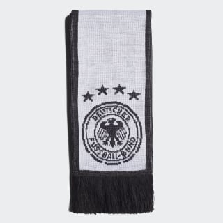 DFB SCARF H White / Black / Light Solid Grey FJ0822