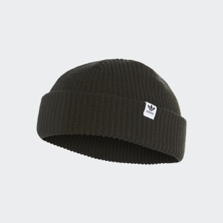 Shorty Beanie Black / White EE1163