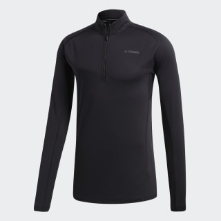 Trace Rocker Long-Sleeve Top Black DQ1506