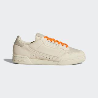 Pharrell Williams Continental 80 Shoes Ecru Tint / Cream White / Clear Brown FX8002