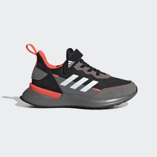 RapidaRun Elite S and L Shoes Core Black / Cloud White / Solar Red EF9413