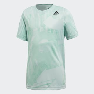 Playera Training ASH GREEN S18/HI-RES GREEN S18 CF7122