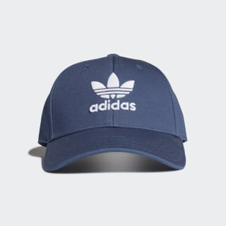 Trefoil Baseball Cap Night Marine / White FM1323