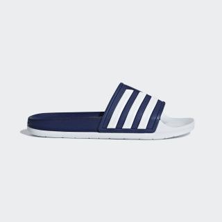 Adilette TND Slides Dark Blue / Ftwr White / Ftwr White F35436