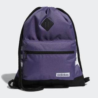 Classic 3-Stripes Sackpack Purple CM5531